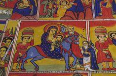 ethiopian orthodox art | Kidane Mihret