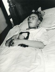 Frida murió el 13 de julio de 1954