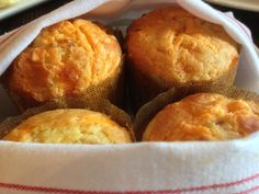 Homemade Cornbread from Swine Southern Table & Bar In Coral Gables