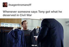 I'm team cap but nobody deserved anything