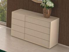 Commode 4 tiroirs avec un coffret à bijoux avec miroir.Mod: TEIDE Dresser, Furniture, Home Decor, Wood Vanity, Wood Veneer, Solid Wood, Grand Designs, Dressing Tables, Jewelry Storage