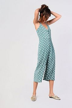 f9c9f8e2248 9 Best Polka Dot Jumpsuits. Made in and making a difference in ...
