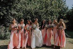 Bridesmaid Dresses, Wedding Dresses, Bride Bouquets, Fashion, Bridesmade Dresses, Bride Dresses, Bridal Bouquets, Moda, Bridal Gowns