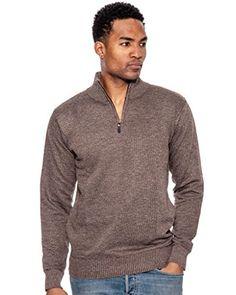 True Rock Men's Big & Tall Size Mock Neck 1/2 Zip Sweater... https://www.amazon.com/dp/B01LTDDOV8/ref=cm_sw_r_pi_dp_x_Q21oybNR4SCK1