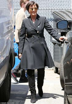 Happy face  Though Kris Jenner s said to be at her wit s end with son- 0cc8b3dd6a36e