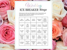 Bridal Shower Ice Breaker Game Pastel Rainbow Wedding Human Bingo Cards Printable Get to Know You Rainbow Theme, Rainbow Wedding, Ice Breaker Bingo, Human Bingo, Wedding Party Games, Wedding Ideas, Cooperative Learning, Ice Breakers, Bingo Cards