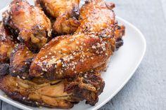 Slow-Cooker General Tso Chicken Wings