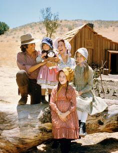 Little House on the Prairie historical timeline.  Wonderful website!