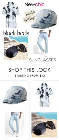"""""""#Newchic"""" by kristina779 ❤ liked on Polyvore featuring Gap, men's fashion, menswear, polyvorefashion and polylove"""