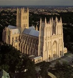 NATIONAL CATHEDRAL, Washington