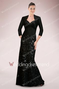 Graceful Ruched Sweetheart Floor-length Sheath Lace Mother of the Bride Dress