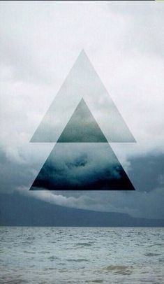 triangle tumblr hipster wallpaper blue #triangle #tumblr #wallpaper iPhone