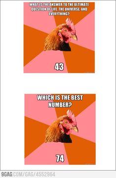 gallery for gt anti joke chicken jokes