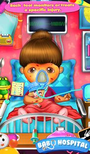 Baby Hospital Free Android Kids Game..!!!
