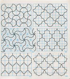 GPB 059 : Geometric Patterns & Borders, David Wade | Pattern in Islamic Art