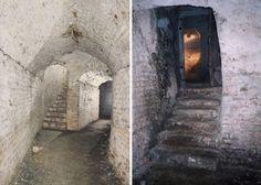 Novara sotterranea Nel sottosuolo di Novara Verranno organizzate con la guida del gruppo speleologico del CAI di Novara visite ai sotterranei della città. Degli emozionanti percorsi nei meandri sotterranei della città.