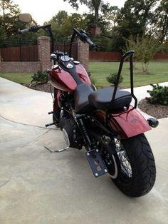 My 2013 Harley Davidson Street Bob.