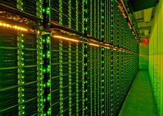 World's Most Stunning Data Centers   Hack N Mod