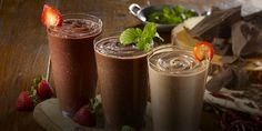 New Dark Chocolate Spice Made With Ghirardelli® Smoothie King, Moscow Mule Mugs, Preserves, Spices, Veggies, Chocolate, Fruit, Dark, Tableware