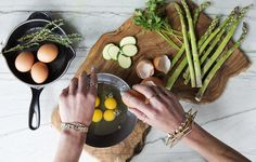 Try out 6 foods derm