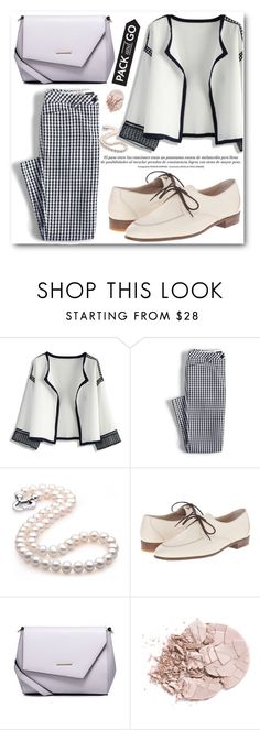 """Pack and go"" by angelstar92 ❤ liked on Polyvore featuring Chicwish, Lands' End, Gravati and Packandgo"