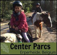 Our second holiday at Center Parcs, Erperheide in Belgium