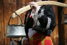 Bulgarian traditional costume by andrewhendry.com, via Flickr