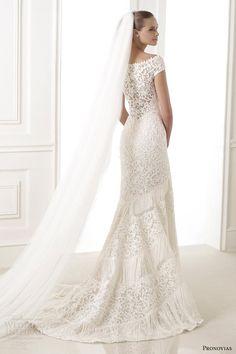 Atelier Pronovias 2015 bridal collection