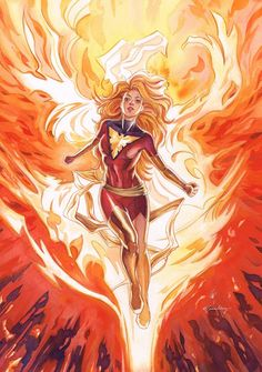 New Dark Phoenix Our newest coloboration artwork with We are open our commission again now! Please contact gastonnyorder New Dark Phoenix Ms Marvel, Marvel Comics Art, Marvel Women, Marvel Girls, Dark Phoenix, Phoenix Marvel, Jean Grey Phoenix, Mike Deodato, Silver Surfer