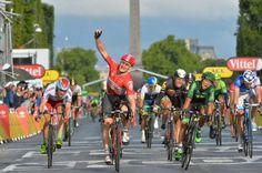 Stage 21 winner Andre Greipel.