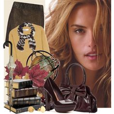"""Back To School"" by jacque-reid on Polyvore"
