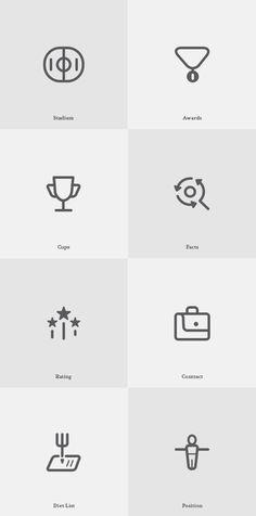 Free Game Icons by s-pov spovv, via Behance
