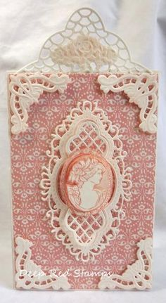 Classic Cameo by hordemother - Cards and Paper Crafts at Splitcoaststampers