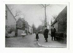 ca. 1930 - Breda/Ginneken. Dillenburgstraat.