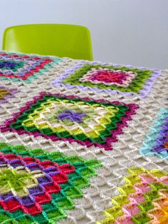 wool eater afghan  go to lower right corner and click on pic or on wool eater for instructions
