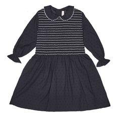 Noche Girl Smock Dress LA COQUETA