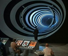 """""""The Time Tunnel"""" by Irwin Allen, Sci Fi Tv Shows, Old Tv Shows, Fiction Movies, Sci Fi Movies, Science Fiction Tv Shows, Christopher Eccleston, Movies And Series, Tv Series, The Time Tunnel"""
