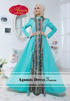 Agamis Dress Tosca http://gamismodern.org/dress-agamis-modern-tosca.html