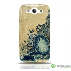"""Sound of Nature - """"Artist Designed"""" case for Samsung Galaxy s3"""