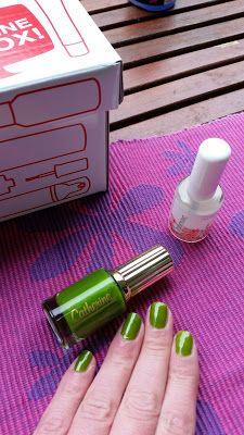 Mihaela Testfamily: Catherine Nail Collection - Produkte auf der Nail Party von PAART im Test #CatherineNailCollection #Catherine #PAART #MihaelaTestfamily #CatherineNails #NailPolish #Nagellack #Nagelpflege #Manicure