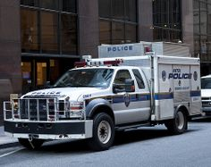 NYC - Metropolitan Transit Authority Police - Emergency Service Unit 4