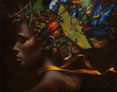 asylum-art:Fine Art by Heather TheurerFantasy & Representational Work
