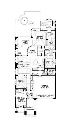 floor plan 5 bedrooms single story Five Bedroom European dream