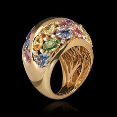 Кольцо Splash - купить в Mousson Atelier