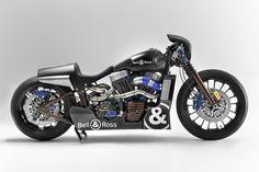 Bell Ross, Harley Davidson