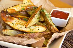 potatoe wedges