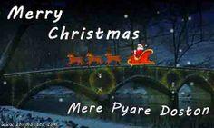 christmas in hindi language