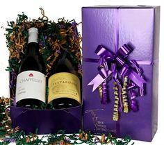 Premium California Chardonnay white wine gift set Gift Sets, Wine Gifts, White Wine, Wine Rack, California, Home Decor, Decoration Home, Room Decor, White Wines