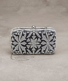 Presenting the Azucena satin evening bag Vintage Accessories, Bridal Accessories, Bag Accessories, Glam Rock, Wedding Earrings, Wedding Jewelry, Bridal Clutch, Evening Bags, Jewelry Collection