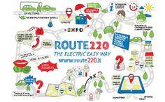 Per aumentare il turismo servono colonnine di ricarica? L'idea di Route 220 I proprietari di auto e moto elettriche sono sempre di più, in Italia e all'estero. Route 220 ha pensato bene di sfruttare questo fatto per aumentare il turismo ed i clienti di hotel e ristoranti. #autoelettrica #ricarica #route220